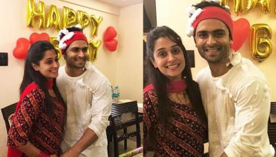 Dipika Kakar Celebrated Shoaib Ibrahim's First Birthday Post-Marriage [Pics And Videos Inside]