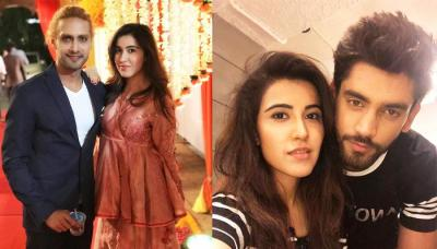Rohit Purohit-Sheena Bajaj Break Up Again, Allegedly Sheena's Co-Actor Avinash Mishra Is The Reason
