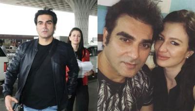arbaaz khan dating sonal chauhan