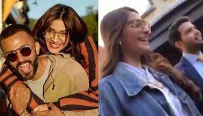 Sonam Kapoor Sings 'Abhi Naa Jao Chor Kar' On London Streets; Hubby Anand Captures Video