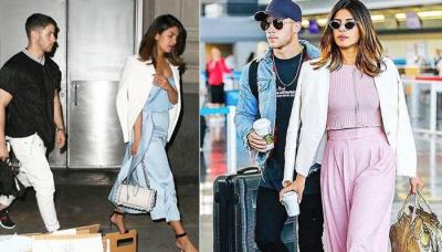 Priyanka Chopra And Nick Jonas Arrive In India Together, She Is Probably Moving In With Him