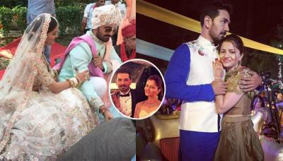 Just Married, Rubina Dilaik's First 'Sindoor' Look Post-Marriage With Abhinav Shukla