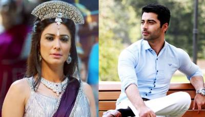 Dahleez Fame Actors Harshad Arora And Tridha Choudhary Are