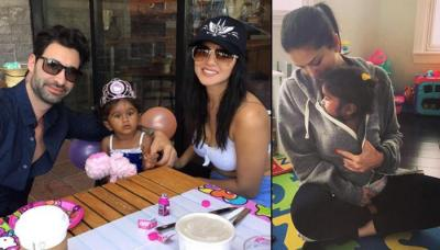 Sunny Leone Shares A Heartfelt Post On One-Year-Anniversary Of Bringing Her Daughter Nisha Home