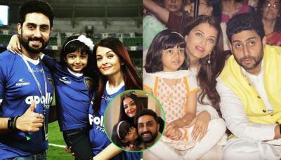 Aishwarya, Aaradhya And Abhishek Bachchan Enjoy Summer Holiday, Amitabh Clicked A Perfect Family Pic