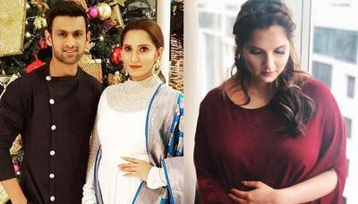 Soon-To-Be Parents Sania Mirza And Shoaib Malik Have Already Decided Surname Of Their Child