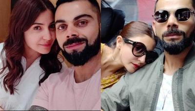 Virat Kohli Posts A Cosy Picture With 'Best Friend' Wifey Anushka Sharma