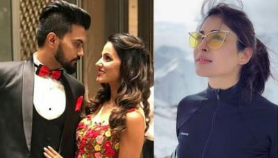 Hina Khan's Beau Rocky Jaiswal Posts A Lovely Wish For Ex-GF Kritika Kamra On Her Bollywood Debut