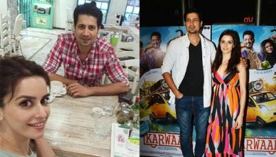 Sumeet Vyas Reveals His Reaction When Ekta Kaul Said 'Yes' To Him When He Proposed Her