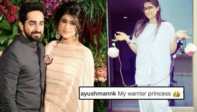 Ayushmann Khurrana's Wife Tahira Kashyap Detected With Breast Cancer, He Calls Her Warrior Princess
