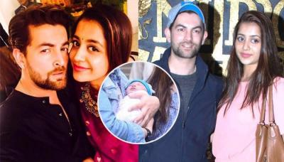 Neil Nitin Mukesh And Rukmini Sahay's Baby Girl's First Look Is Here, She Truly Resembles Her Name