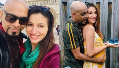Raghu Ram Posts An Adorable Picture With Pregnant Wife Natalie, Flaunting Her Cute Baby Bump