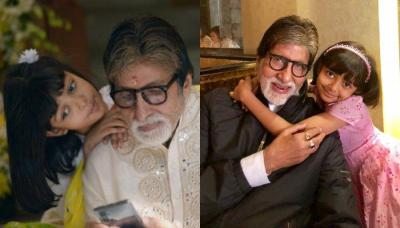 Amitabh Bachchan, After Discharge From Hospital Posts Heartwarming Pictures With Aaradhya Bachchan