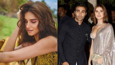 Rumoured Couple, Tara Sutaria And Aadar Jain's Social Media Banter Clears Their Relationship Status