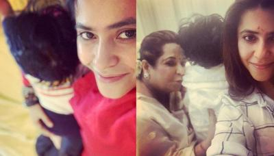 Ekta Kapoor Reveals That Mom, Shobha Will Throw Her Away From House If She Shares Ravie's Pictures