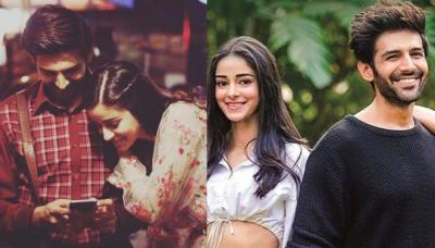 Ananya Panday Feels That Though It Is Rumoured BF, Kartik Aaryan's Birthday But His Focus Is On Her