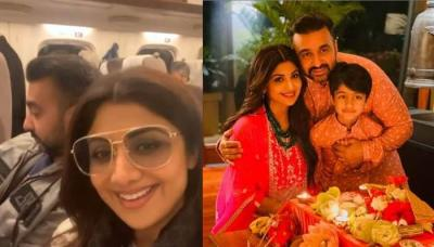 Shilpa Shetty And Raj Kundra Head To Japan To Celebrate, Completes Ten Years Of Marital Bliss