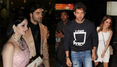 Sussanne Khan's Comment On Ex-Husband, Hrithik Roshan's Latest Pics Proves Exes Can Be Friends