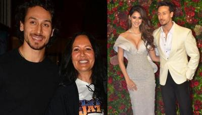 Tiger Shroff's Mother Ayesha Shroff Sends 'Ghar Ka Khaana' For Disha Patani And Him To Their Gym
