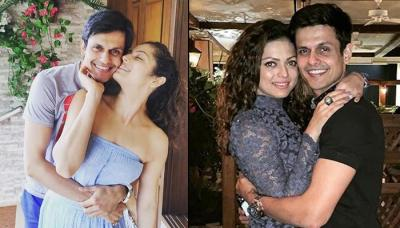 Drashti Dhami Shares A Cosy Picture With Niraj Khemka, Acts Possessive About Her Husband