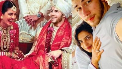 Priyanka Chopra Jonas-Nick Jonas Walk Holding Hands As They Start Married Life In LA, Pics Inside