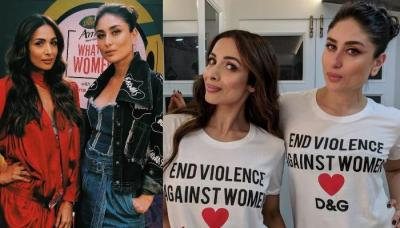 Kareena Kapoor Khan Accidentally Twins With Malaika Arora, The Two Are Giving Major BFF Goals