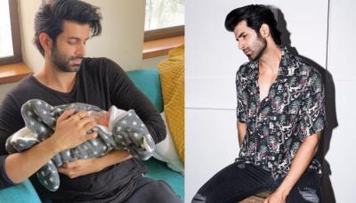 Ek Duje Ke Vaaste's Namik Paul Shares A Cute Picture With His New-Born Niece, And We Are In Love