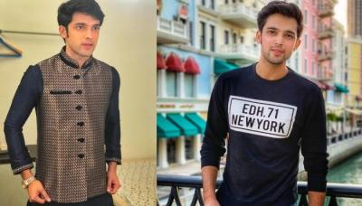 'Kasutii Zindagii Kay' Fame Parth Samthaan Shares The Joy Of Becoming A 'Chacha', Pictures Inside