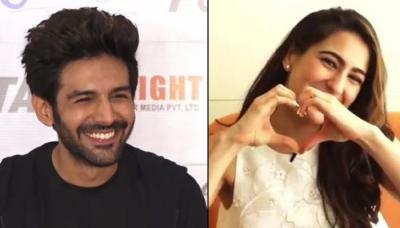 Kartik Aaryan Finally Agrees For A Coffee Date With Sara Ali Khan, After She Gives Him A Right Swipe