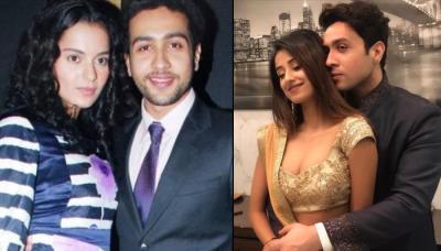 Adhyayan Suman Gets Offended When Referred As 'Kangana Ranaut's Ex', Girlfriend Maera Mishra Reveals