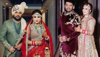Kapil Sharma Makes Fun Of His Own Wedding On The Kapil Sharma Show And It's Not At All Funny