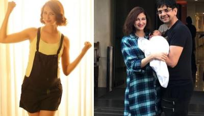 Saumya Tandon Chooses A Unique Name For Her Baby Which Means King Of Kings, A Singapore Fan Helps
