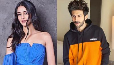 'SOTY 2' Actress, Ananya Panday Wants To Go On A Date With Kartik Aaryan, But Here's The Twist
