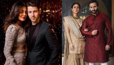 Saif Ali Khan-Kareena Kapoor And Nick Jonas-Priyanka Chopra Proposals Had This In Common [VIDEO]