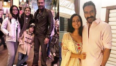 Ajay Devgn's Strong Statements Against Harsh Trolling His Daughter Nysa Devgan Has Faced