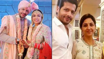 Neeti Mohan And Nihaar Pandya Finally Share Their Wedding Pics, Look Lovely As 'Just Married' Couple