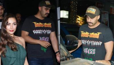 Arjun Kapoor Opens The Car Door For Ladylove Malaika Arora Post Dinner Date, Like A True Gentleman