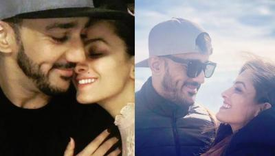 Unseen Picture Of Anita Hassanandani And Rohit Reddy From One Of Their First Dates, Check Inside