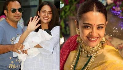 Surveen Chawla Calls Mother-In-Law A 'Big Blessing' For Being Her Backbone During Pregnancy Phase