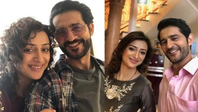 Hiten Tejwani Says He Can Never Be Sad When Wife, Gauri Pradhan Is Around, Shares An Adorable Post