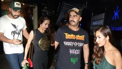 Arjun Kapoor Finally Comments On His Wedding With Malaika Arora, Says He Is In No Hurry