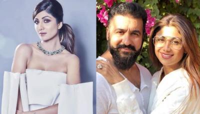 Raj Kundra Trolls Wife, Shilpa Shetty Kundra's Latest White Dress, She Gives Back A Hilarious Reply