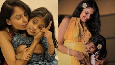 Chhavi Mittal's Six-Year-Old Daughter Has Stepped Into Her Shoes As She Make Sandwiches For Her
