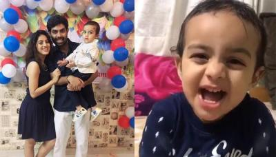 Deepika Singh Goyal's 2-Year-Old Son, Soham Asks Fans To Watch His Mother's Show, 'Kavach 2'