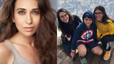 Karisma Kapoor Reveals That Her Absence From Bollywood Was Due To Her Children, Kiaan And Samaira