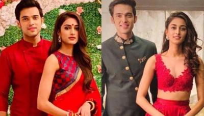 Erica Fernandes Can't Take Her Eyes Off Parth Samthaan In Their Latest Picture, Check Inside