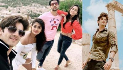 Kanchi Singh And Rohan Mehra Are Vacationing With Shakti Arora And Neha Saxena In Jordan