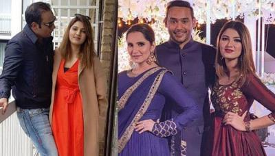 Sania Mirza's Sister, Anam Mirza's Beau, Asad Calls Her Better Half, Shares A Lovely Couple Picture