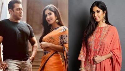 Salman Khan Shares A Cute Picture With His Ex-Girlfriend, Katrina Kaif On Her Birthday