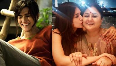 Kriti Sanon's Mother Reveals Her Take If Found Her Daughter In A 'Live-In' Relationship